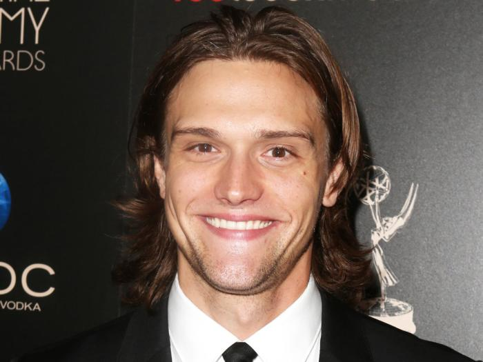 Hartley Sawyer at the 40th Annual Daytime Emmy Awards, June 13, 2013
