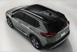 This photo provided by Nissan shows the 2021 Nissan Rogue