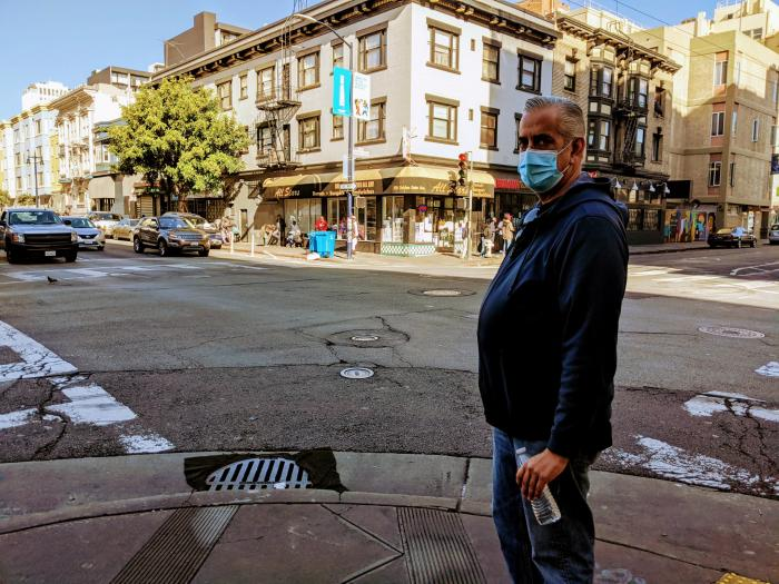 "Tom Wolf advocates for better treatment for those with addiction disorders and stiffer penalties for dealers. Nearly 40% of the city's overdose deaths occured in the Tenderloin — an infamous ""containment zone"" for many of San Francisco's social ills."