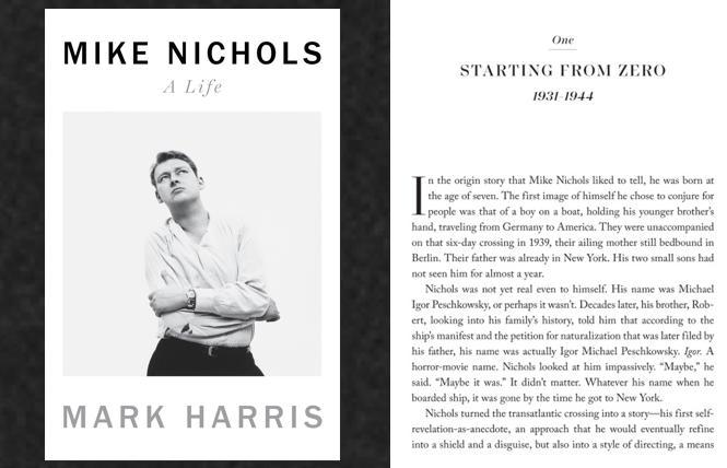 Review: 'Mike Nichols: A Life,' Celebrated in New Biography