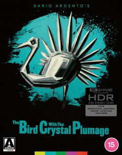 Review: Italian Shocker 'The Bird with the Crystal Plumage' Gets Incredible 4K Upgrade from Arrow