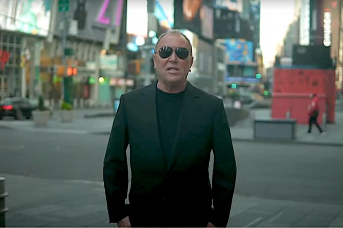 Watch: Michael Kors Turns to Broadway for 40th Anniversary Collection
