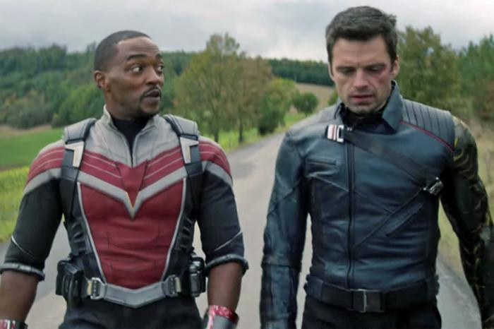 """Anthony Mackie and Sebastian Stan on """"The Falcon and the Winter Soldier"""""""