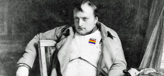Napoleon Bonaparte, emperor, statesman, and military leader of France, is seen in this undated photo.