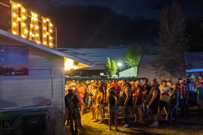 As cases of the delta variant of the coronavirus spread in Mesa County, Colorado, officials considered banning alcohol at Country Jam or trying to get attendees a single-dose Johnson & Johnson vaccine in the weeks leading up to the music festival.