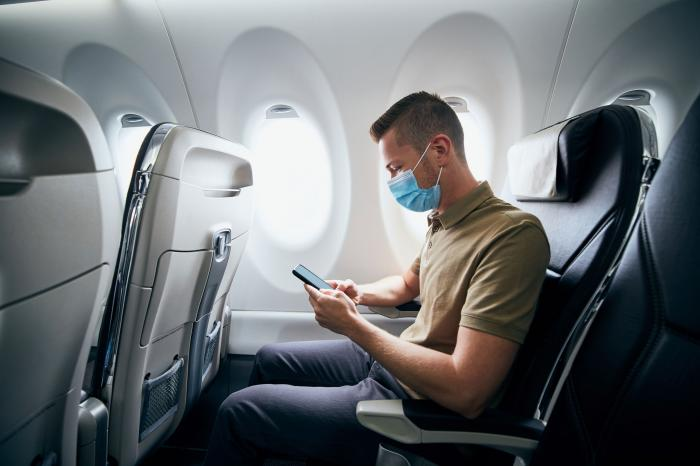 US Doubles the Fine for Mask Rule-Breakers on Planes