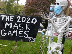 Halloween in 2020: Some Fun with Death and Fear, Anyone?