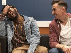 Review: The A.R.T.'s 'Cinematic Reimagining' of 'Hype Man: a break beat play' a Fresh Blend of Music, Movie, and Theater