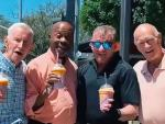 The Old Gays Are Here... Queer... And Promoting Milk Shakes